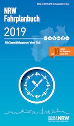 Fahrplanbuch NRW 2019