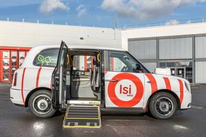 ISI London Taxi, Kölner Verkehrs-Betriebe AG